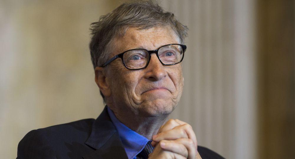 Zakladatel společnosti Microsoft Bill Gates