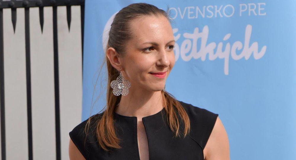Ředitelka Centra pro výzkum etnicity a kultury Elena Kriglerová Gallová