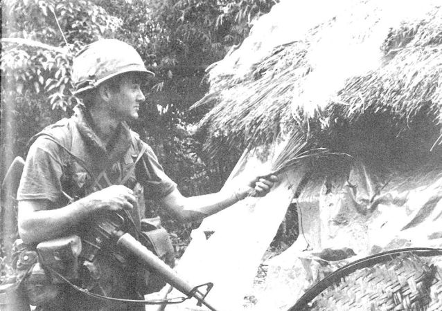 Masová vražda vietnamských civilistů americkými vojáky v březnu roku 1968
