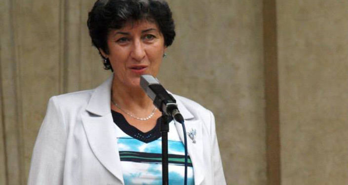 Poslankyně ČSSD Alena Gajdůšková
