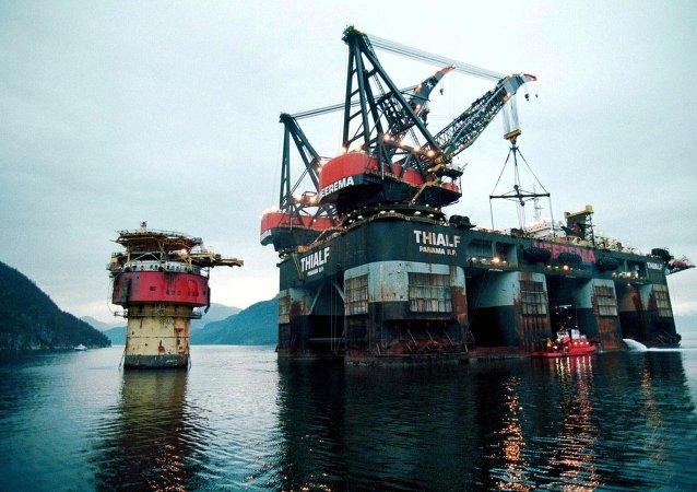 Ropní platforma Brent Spar