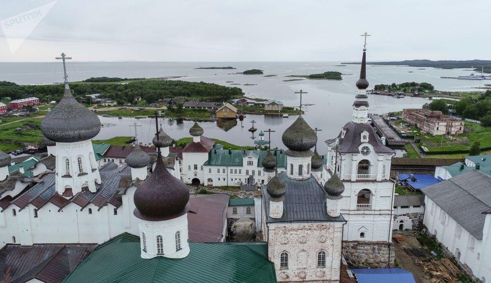 Solovecký klášter