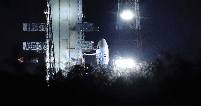Druhá měsíční průzkumná mise Indie Čandraján-2