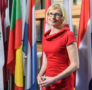 Poslankyně Evropského parlamentu Kateřina Konečná