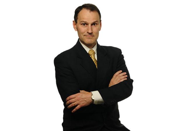 Český novinář a vydavatel amerického původu Erik Best