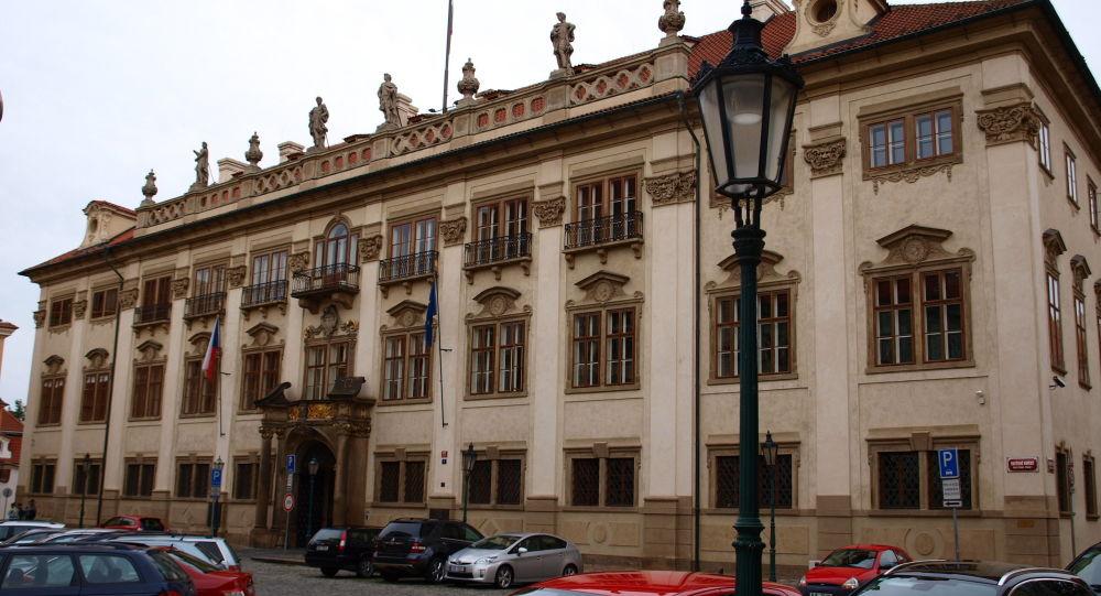 Ministerstvo kultury České republiky, Nosticův palác.