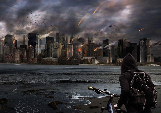 Světová válka. Ilustrační foto