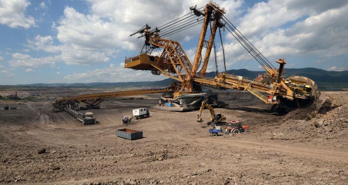 Uhelný důl v České republice