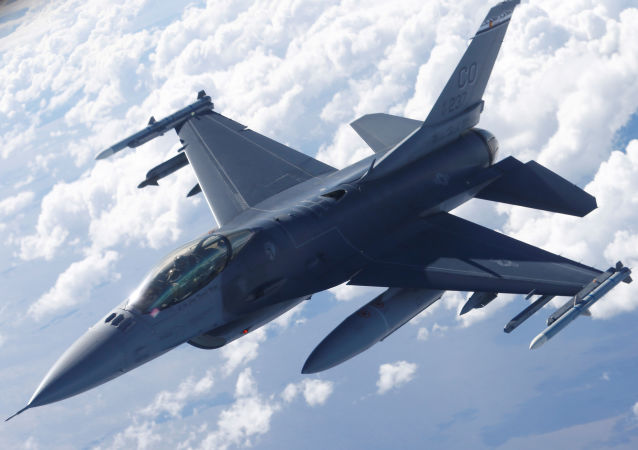 Americká stíhačka F-16