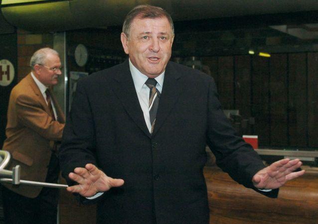 Vladimír Mečiar. Archivní foto