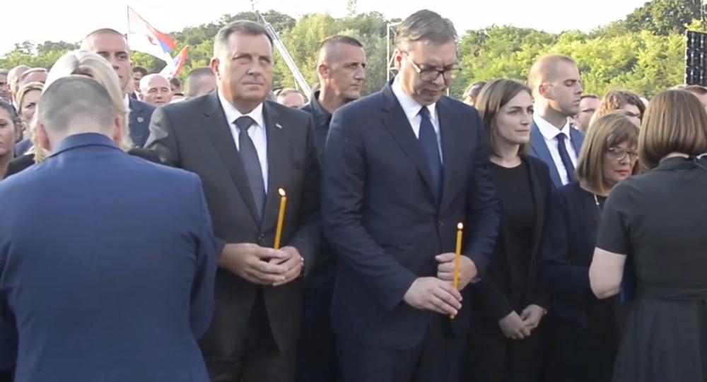 Video: Nezahojitelná rána Srbska - Operace Bouře. Akce za účasti vysocepostavených vládních úředníků ze Srbska