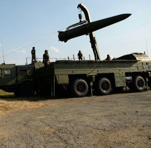 Raketový systém Iskander-M