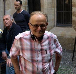 Český režisér Jiří Svoboda