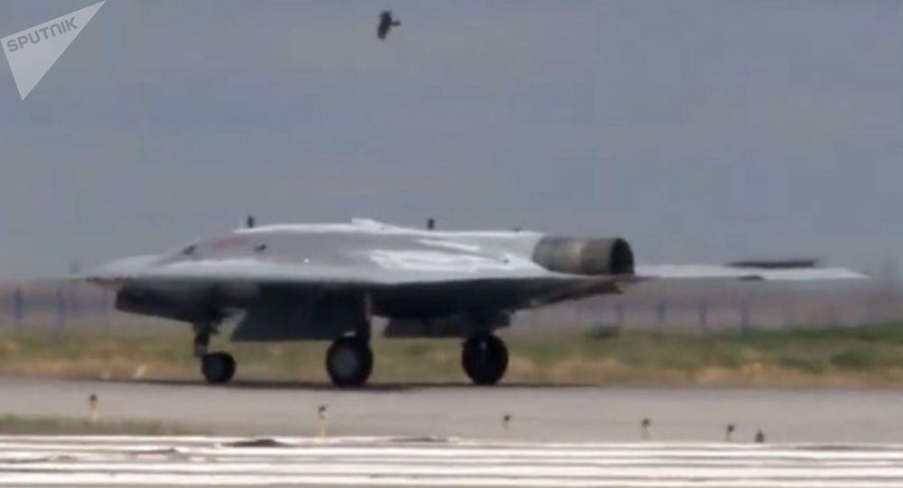 Bezpilotní letadlo Lovec