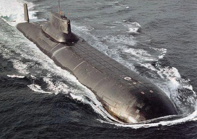 Ruská ponorka