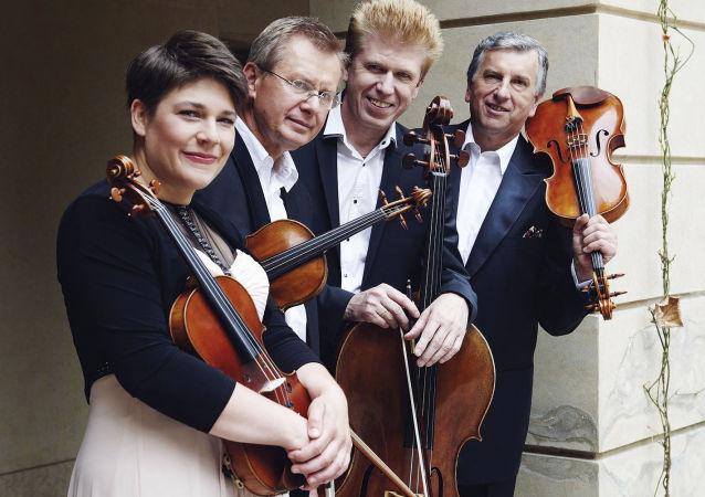 Pražákovo kvarteto