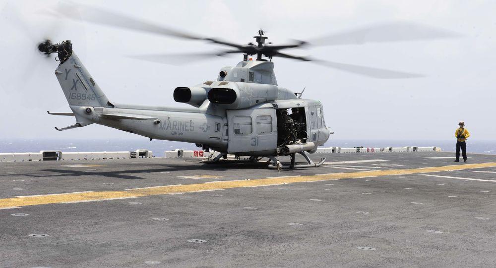 Americký vrtulník UH-1Y Venom