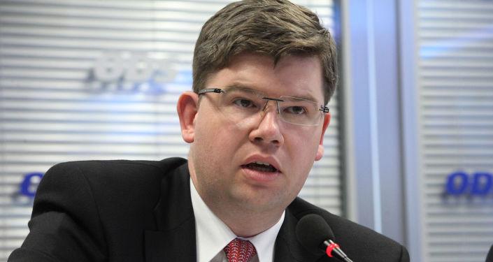 Český politik Jiří Pospíšil