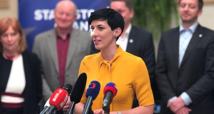 Markéta Pekarová Adamová