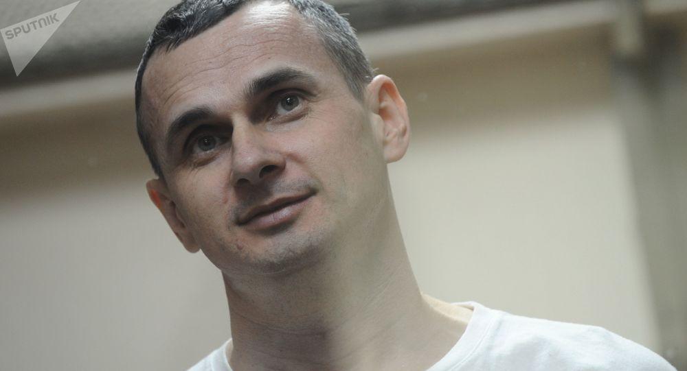 Ukrajinský režisér Oleh Sencov