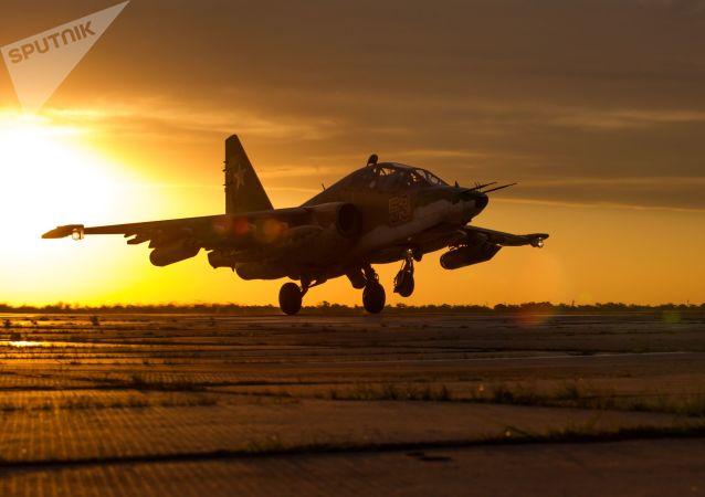 Letoun Su-25SM3. Ilustrační foto