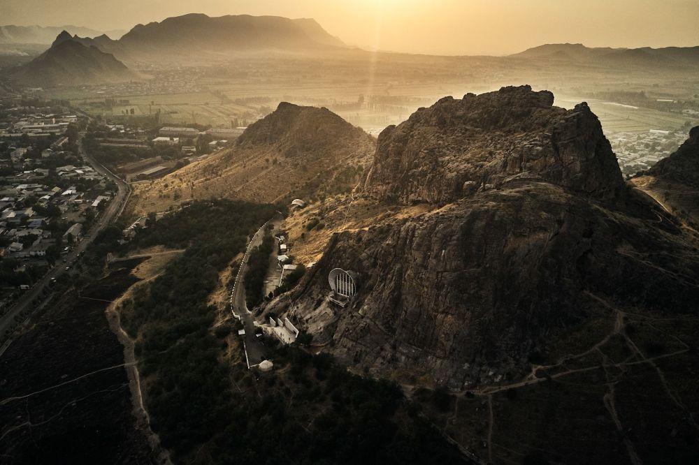 Posvátná hora Sulamain-Too