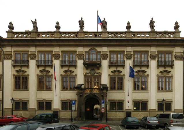 Nostický palác v Praze