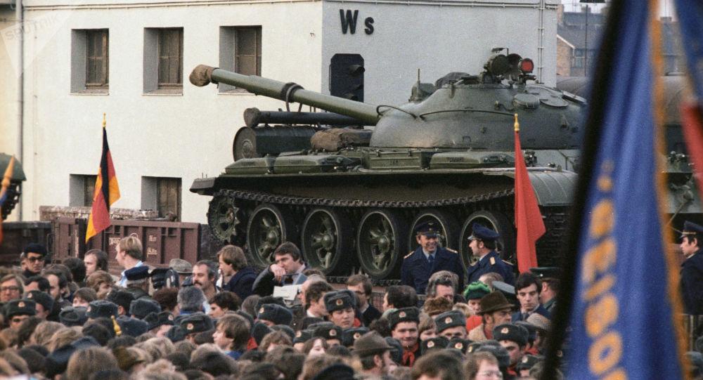 Stážení vojsk SSSR z Německa, 1979
