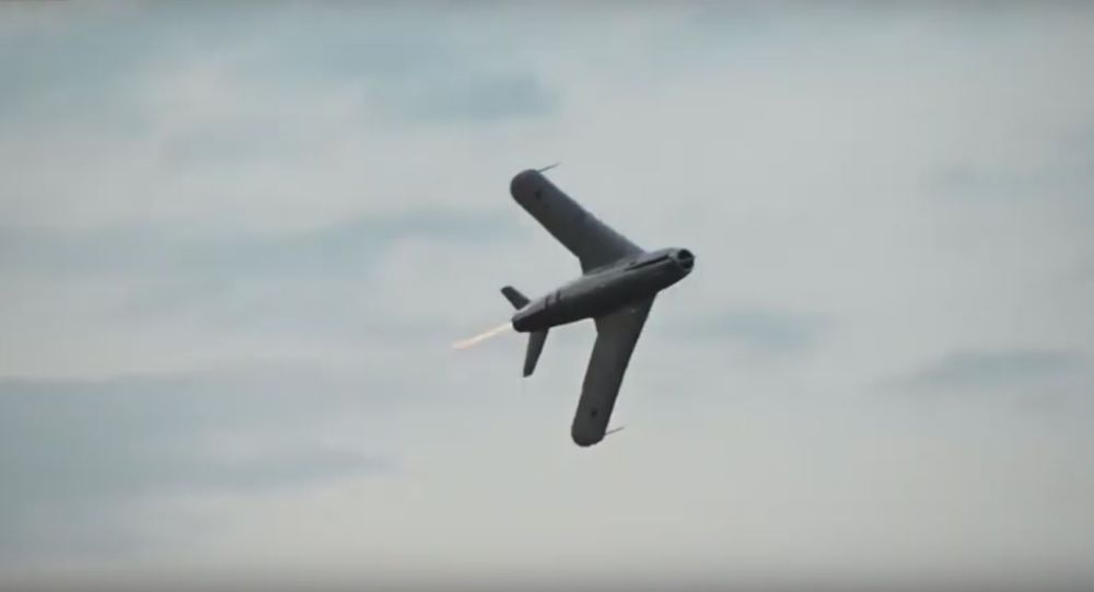 Svůj mezi cizími. V USA byl natočen let legendárního MiG-17