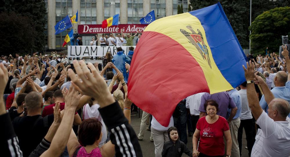 Protesty v Kišiněvě