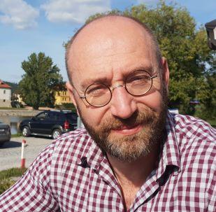 Sociolog Petr Hampl, Ph.D.