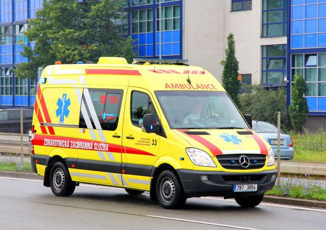 Lékařská záchranná službaČeské republiky