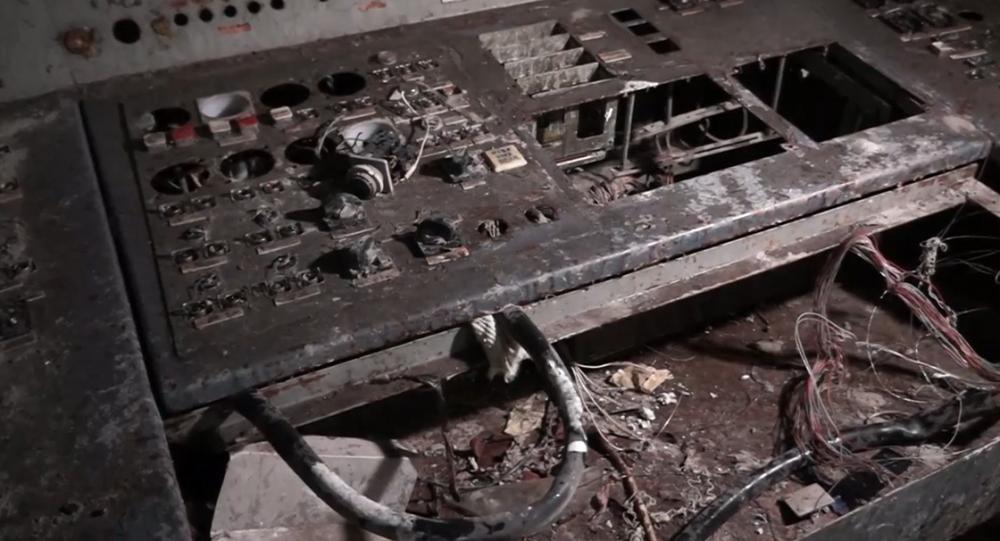 Video: První exkluzivní záběry zevnitř zřícenin čtvrtého energobloku Černobylské jaderné elektrárny, která explodovala