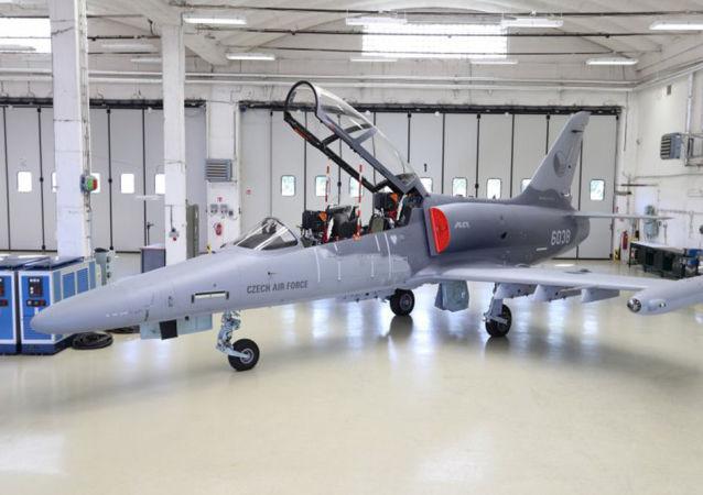 Letadlo  L-159T2  od výrobce Aero Vodochody
