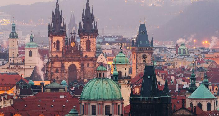 Praha. Ilustrační foto