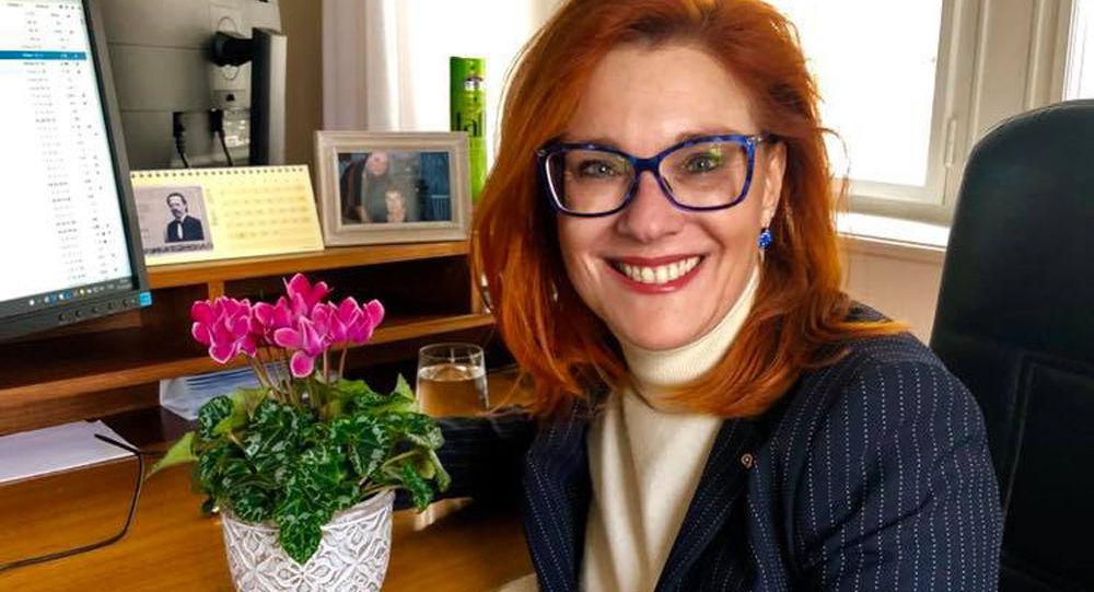 Poslankyně Zuzana Majerová Zahradníková