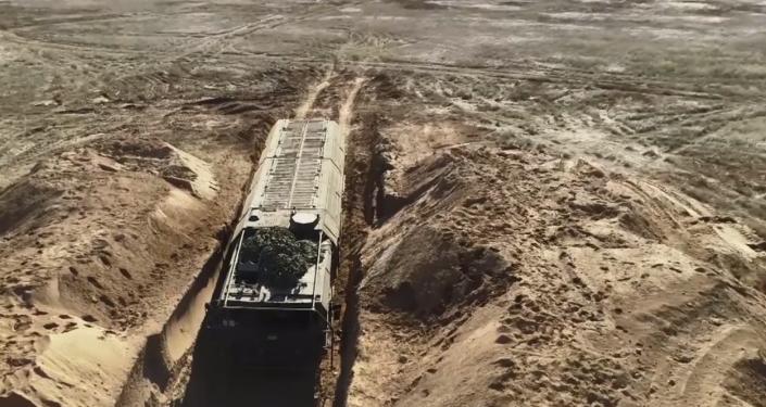 "Video: Raketový operativně-taktický ""hrom"". Ruské strategické cvičení Hrom 2019 pod vedením Putina"
