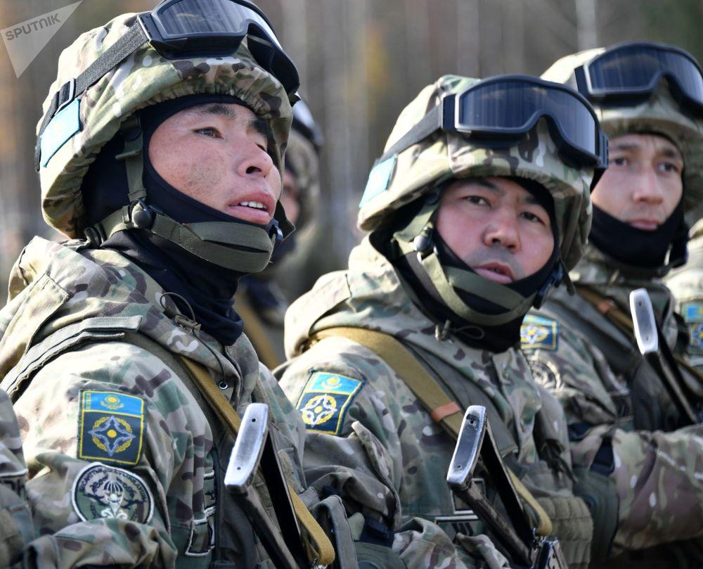 Moře ohně. Vojáci šesti zemí porazili potenciálního nepřítele poblíž města Nižnij Novgorod
