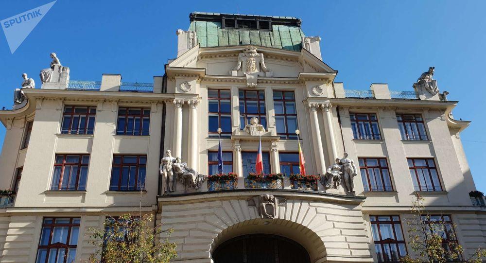 28.10. se Pražanům na jeden den otevřely státní budovy
