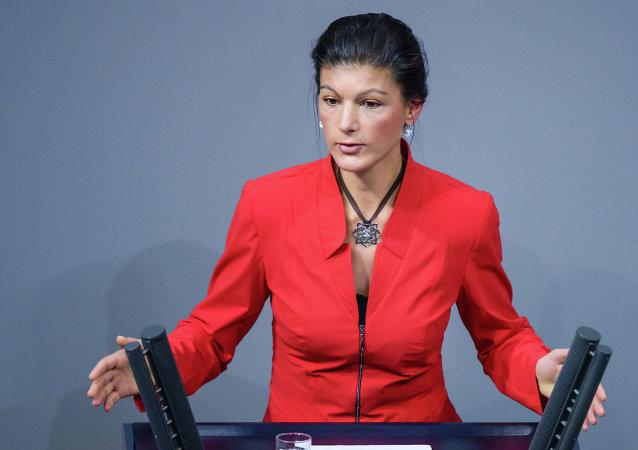 Sahra Wagenknechtová