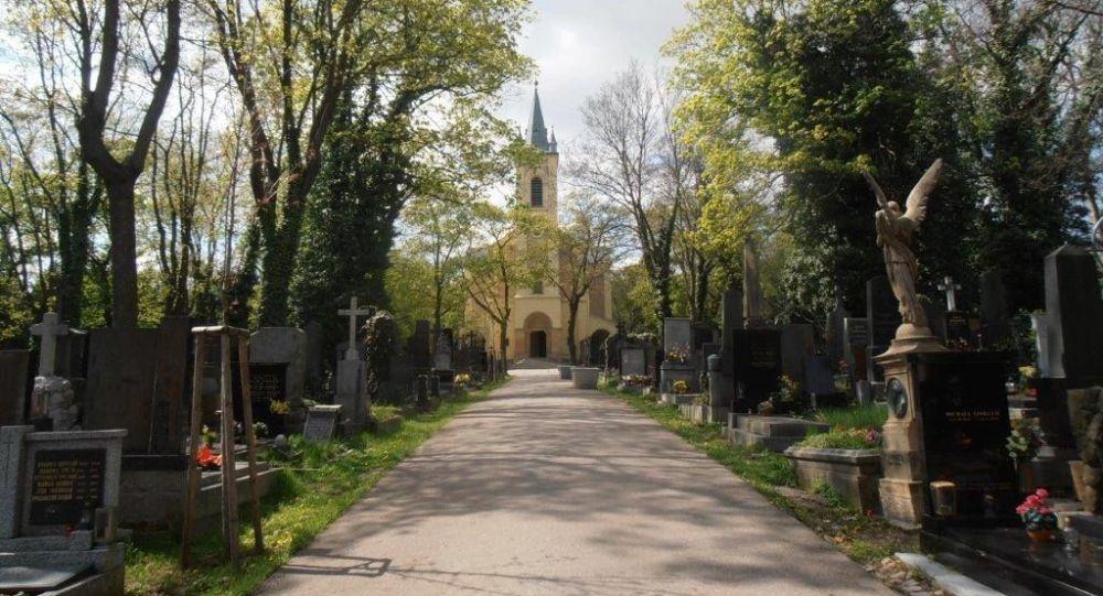 Malvazinecký hřbitov