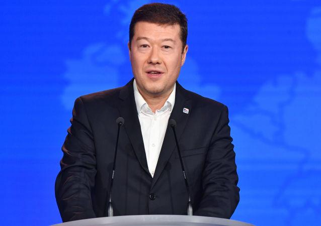 """""""Vypukl otevřený boj České televize proti SPD."""" Okamura hřímá nad nepříznivými průzkumy"""