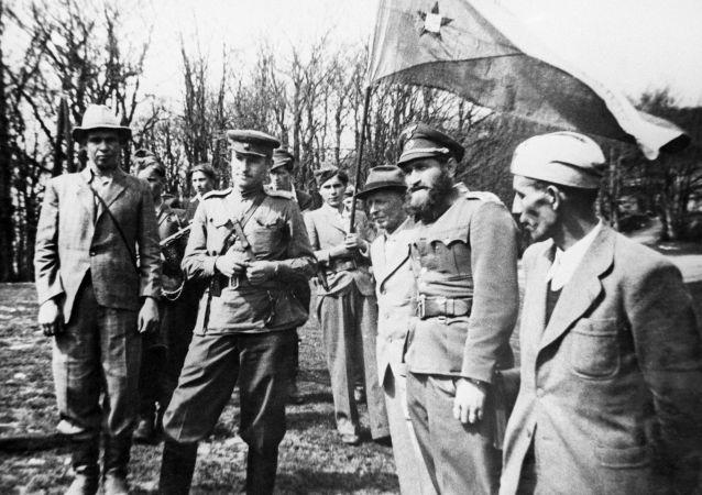 Velitelství 2. československé brigády M. R. Štefánika