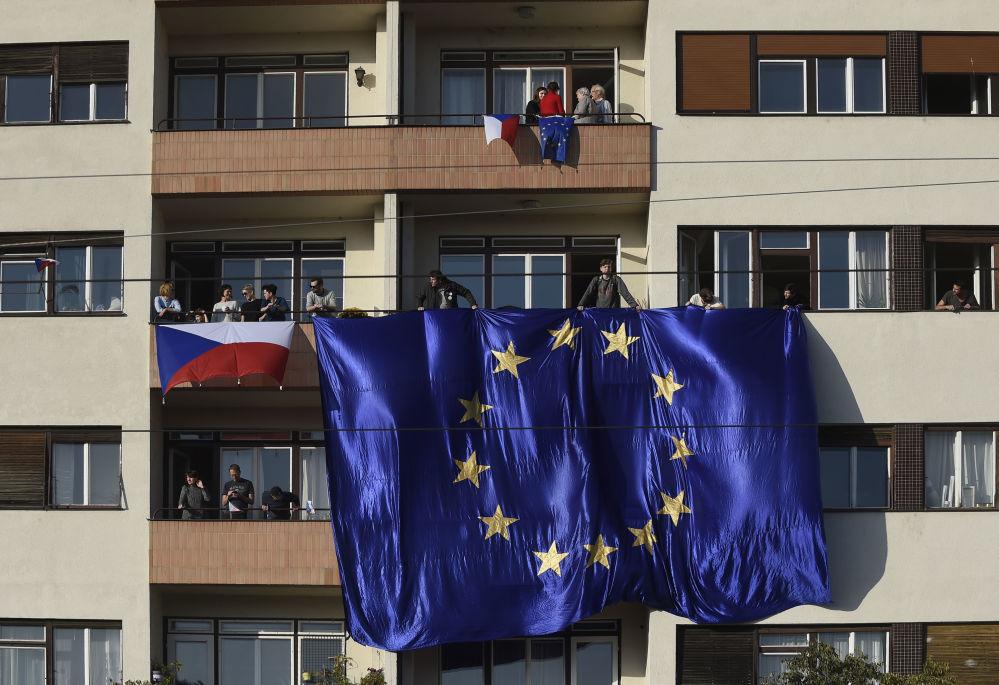 Oslavy třicátého výročí sametové revoluce v ČR a na Slovensku