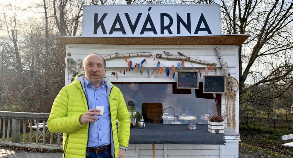 Václav Klaus mladší na Moravě