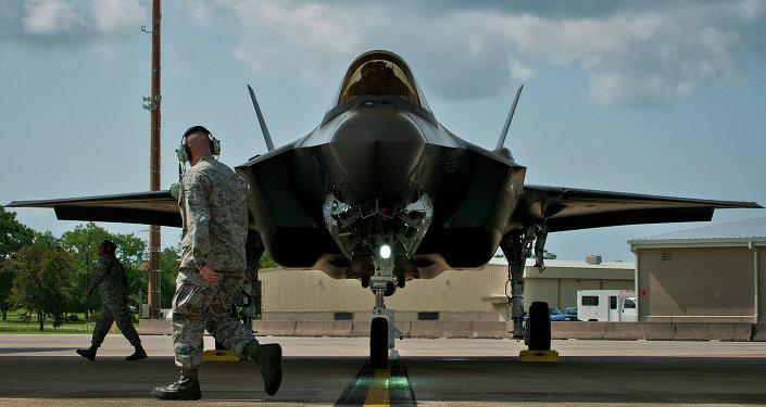 Americký stíhací bombardér F-35