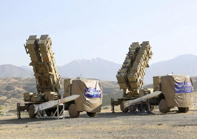 Íránská systéma protivzdušné obrany Khordad-15