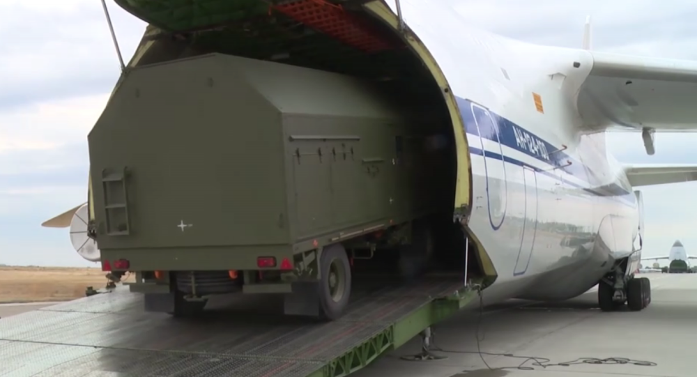 Dodávka S-400 do Turecka