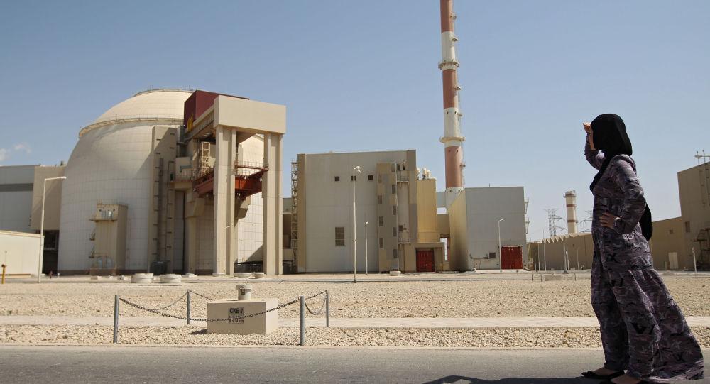 První jednotka jaderné elektrárny Bušer v Íránu