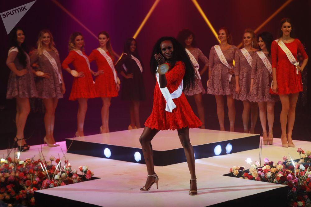 Finále mezinárodní soutěže Miss Fashion 2019